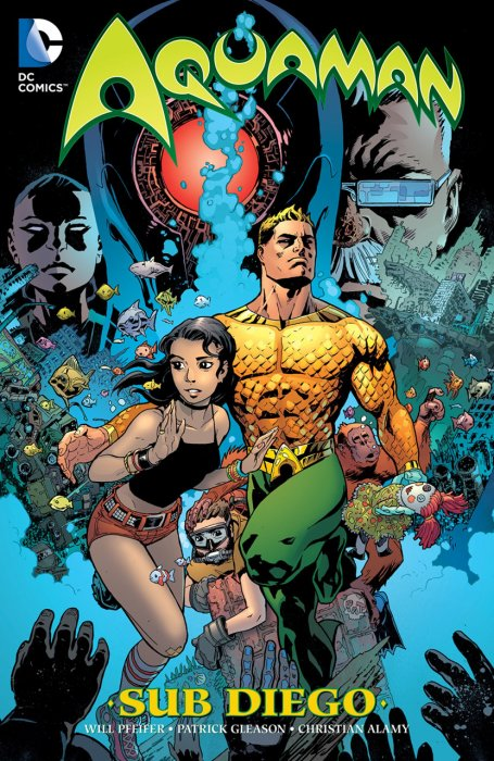 Aquaman - Sub Diego #1 - TPB