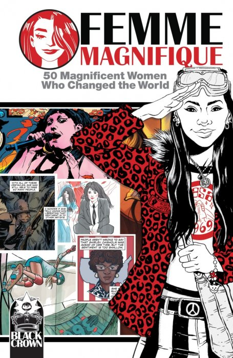 Femme Magnifique #1 - 50 Magnificent Women Who Changed the World - GN
