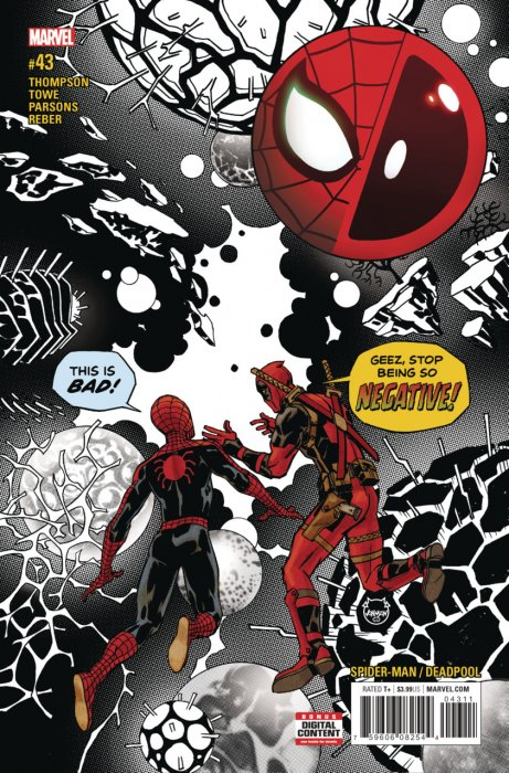 Spider-Man - Deadpool #43