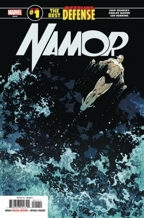 Namor - The Best Defense #1