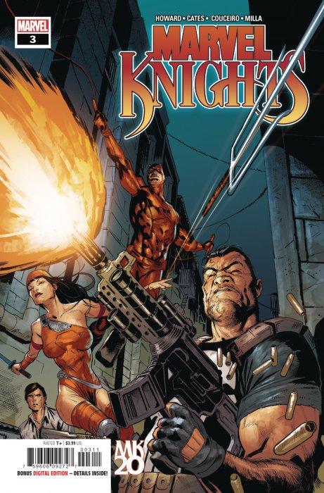 Marvel Knights - 20th #3
