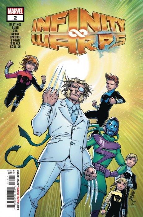 Infinity Wars - Infinity Warps #2