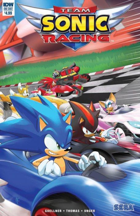 Team Sonic Racing #1