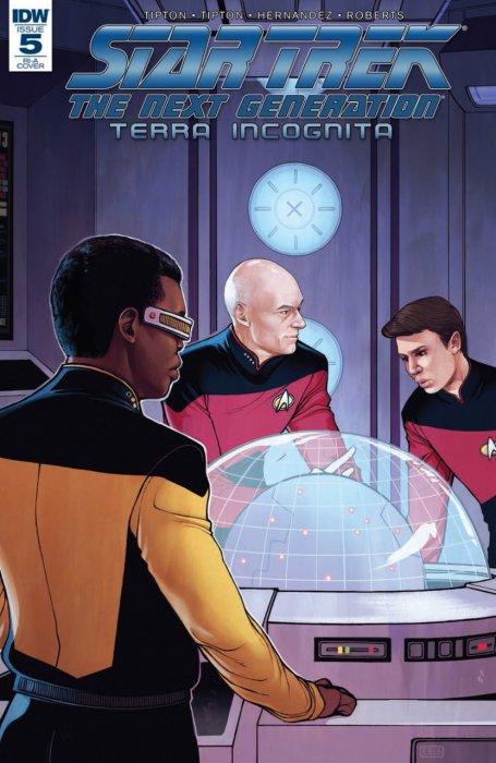 Star Trek - The Next Generation - Terra Incognita #5