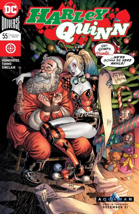 Harley Quinn #55
