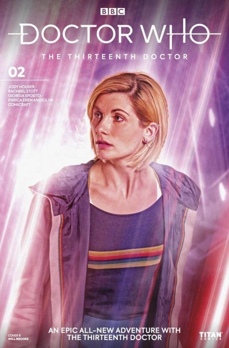 Doctor Who - The Thirteenth Doctor #2