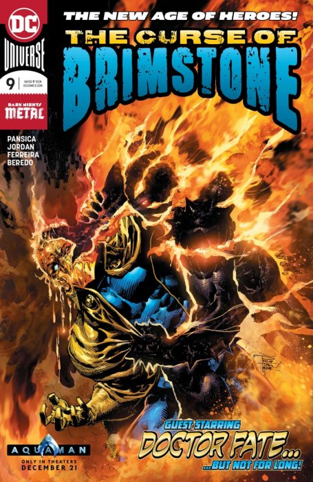 The Curse of Brimstone #9