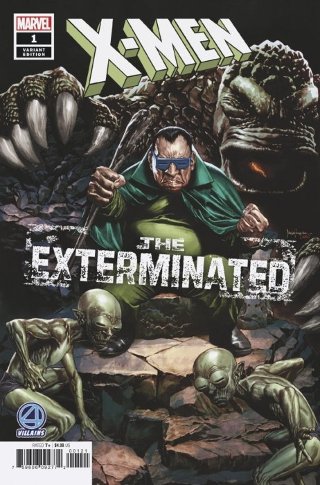 X-Men - The Exterminated #1