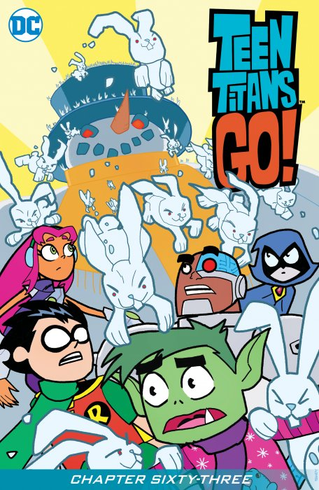 Teen Titans Go! #63