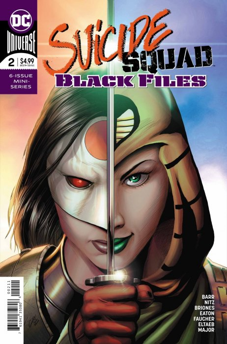 Suicide Squad Black Files #2