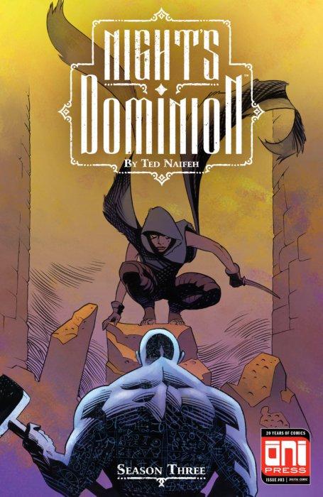 Night's Dominion Season Three #3
