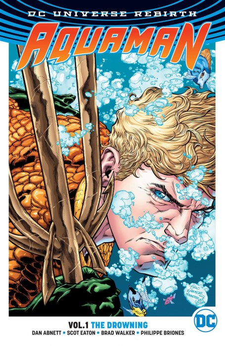 Aquaman Vol.1-5 Complete