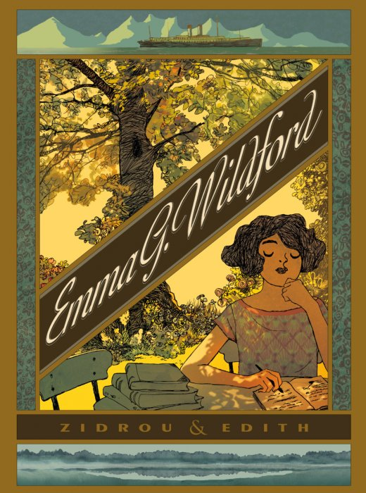 Emma G. Wildford #1 - GN