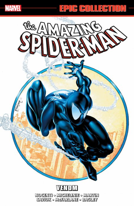 Amazing Spider-Man Epic Collection - Venom #1 - TPB