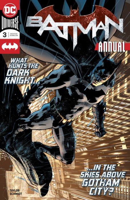 Batman Vol.3 Annual #3