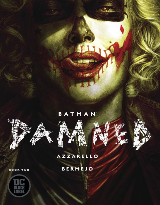 Batman - Damned #2