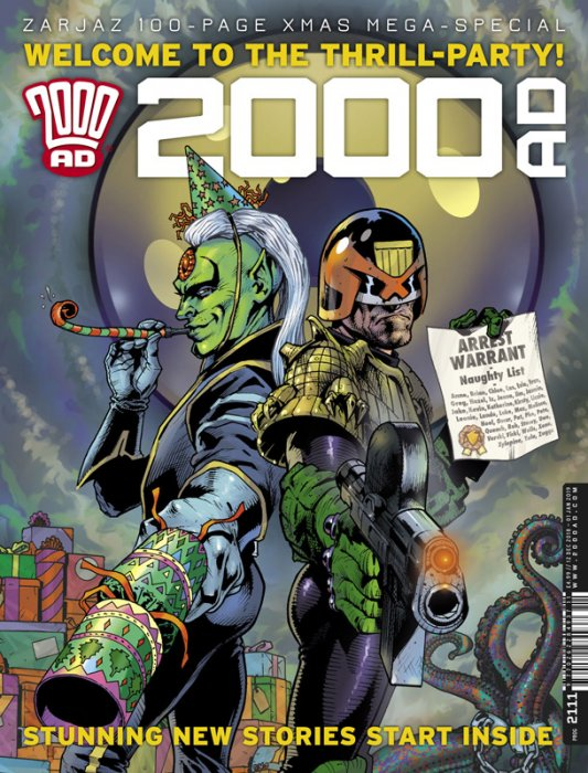 2000AD #2111