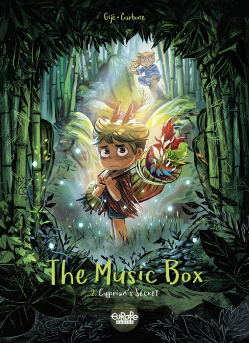 The Music Box #2 - Cyprian's Secret