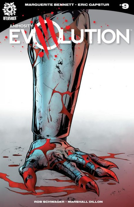 Animosity - Evolution #9