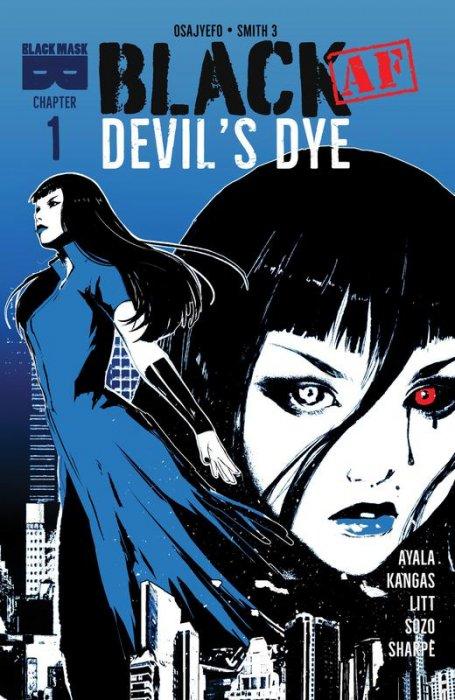 BLACK [AF] - Devil's Dye #1