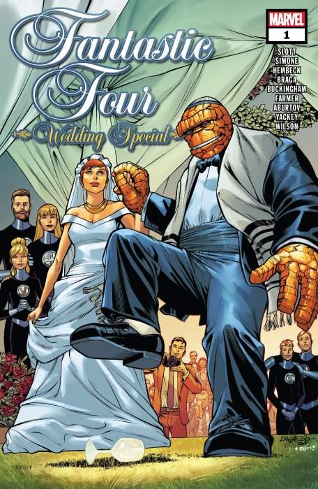 Fantastic Four - Wedding Special #1
