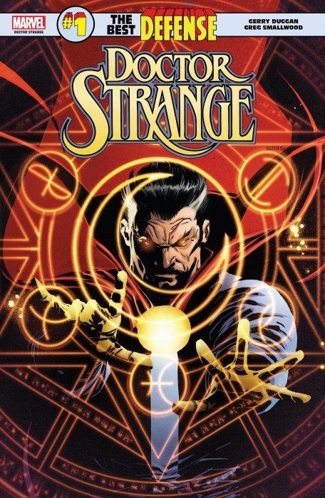 Doctor Strange - The Best Defense #1