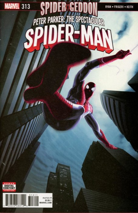 Peter Parker - The Spectacular Spider-Man #313