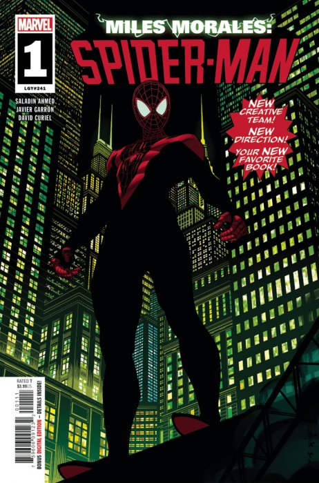 Miles Morales - Spider-Man #1