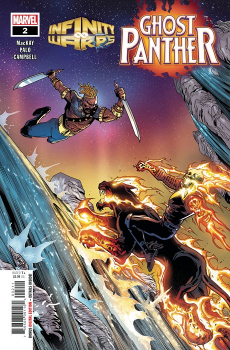 Infinity Wars - Ghost Panther #2
