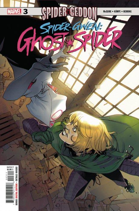 Spider-Gwen - Ghost-Spider #3