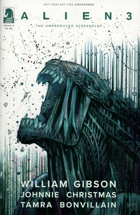 William Gibsons Alien 3 #2