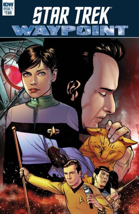 Star Trek - Waypoint Special #1