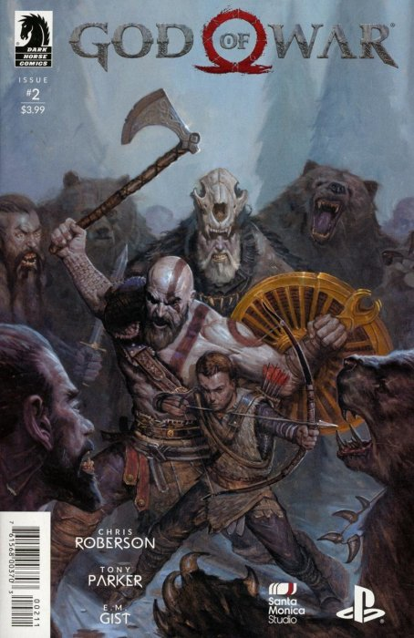 God Of War Vol.2 #2