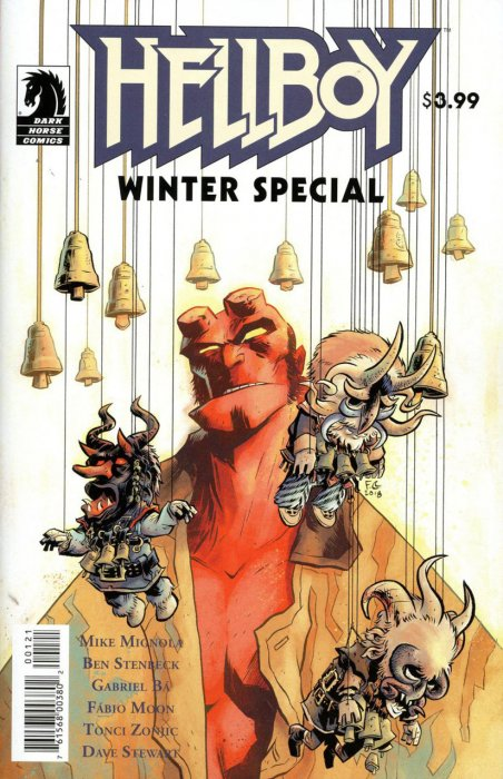 Hellboy Winter Special 2018 #1