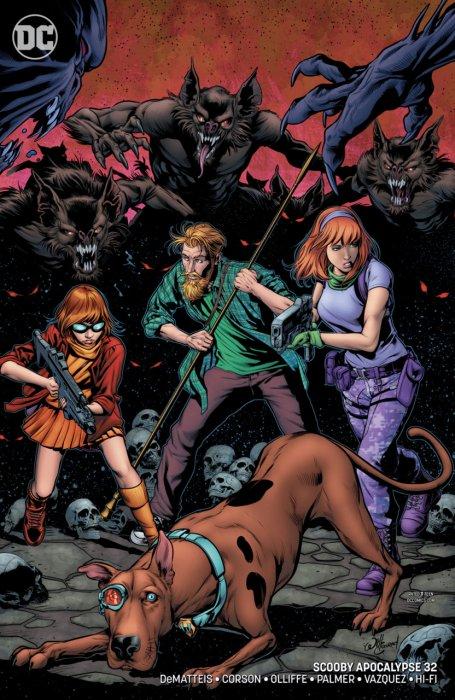 Scooby Apocalypse #32