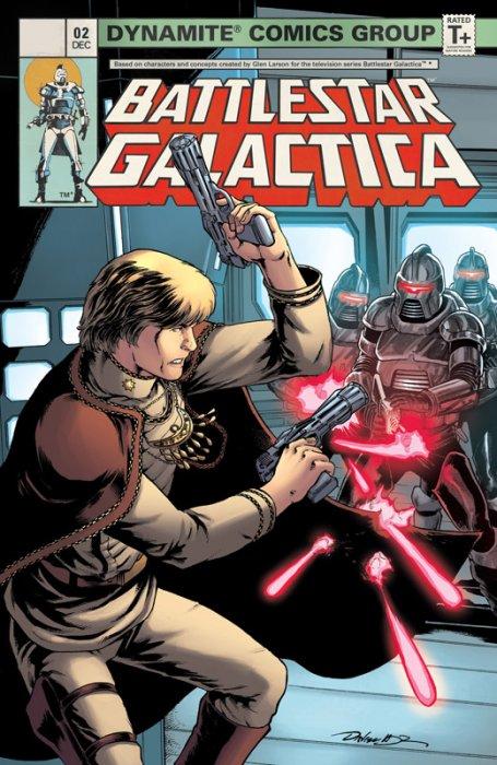 Battlestar Galactica (Classic) #2