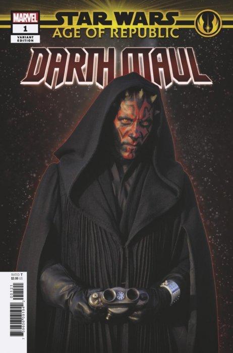Star Wars - Age Of The Republic - Darth Maul #1