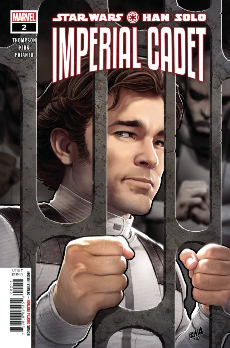 Star Wars - Han Solo - Imperial Cadet #2