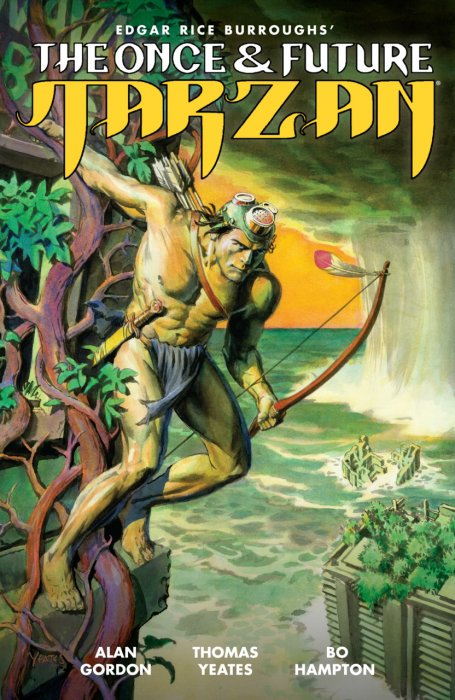 The Once and Future Tarzan #1 - TPB