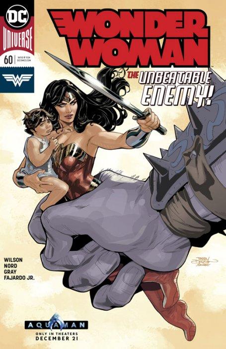 Wonder Woman #60