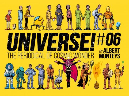 Universe #6
