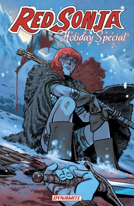 Red Sonja Holiday Special #1