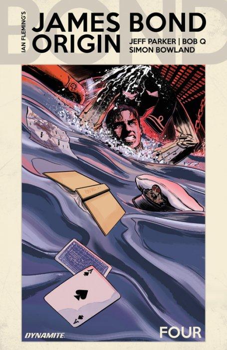 James Bond - Origin #4