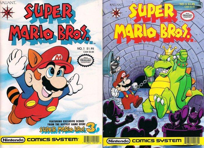 Super Mario Bros  #1-6 plus Special Complete » Download Free