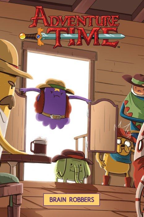 Adventure Time Vol.9 - Brain Robbers