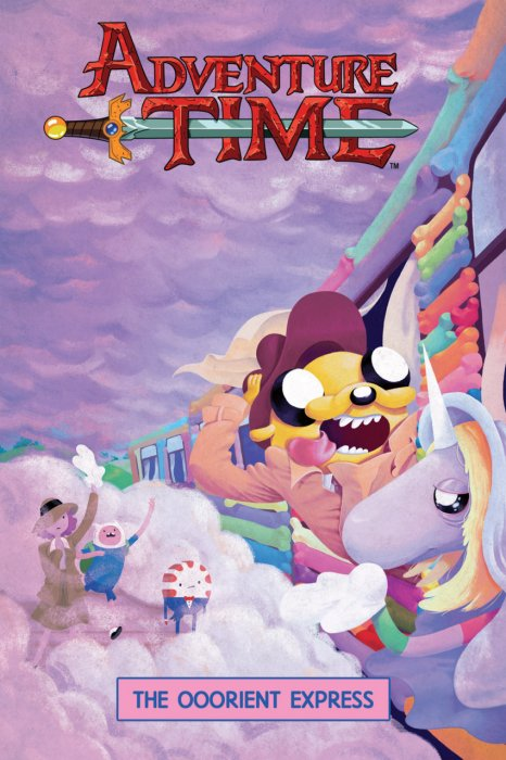 Adventure Time Vol.10 - The Ooorient Express