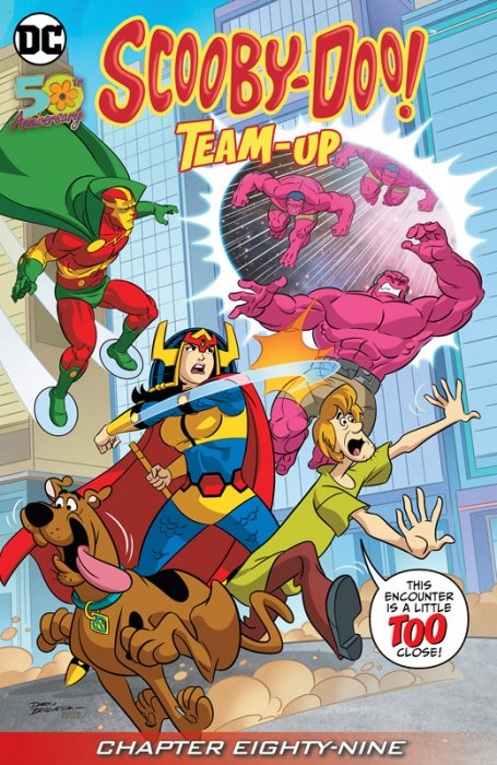 Scooby-Doo Team-Up #89
