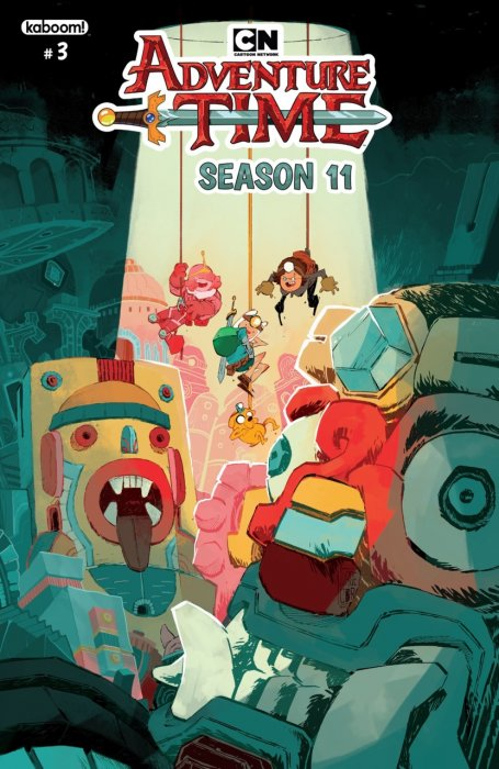 Adventure Time - Season 11 #3