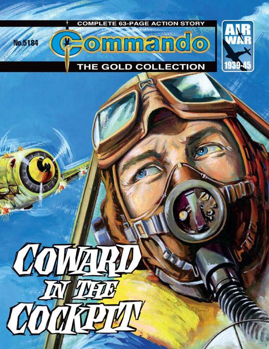 Commando #5183-5186 Complete