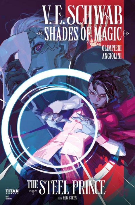 Shades of Magic #3